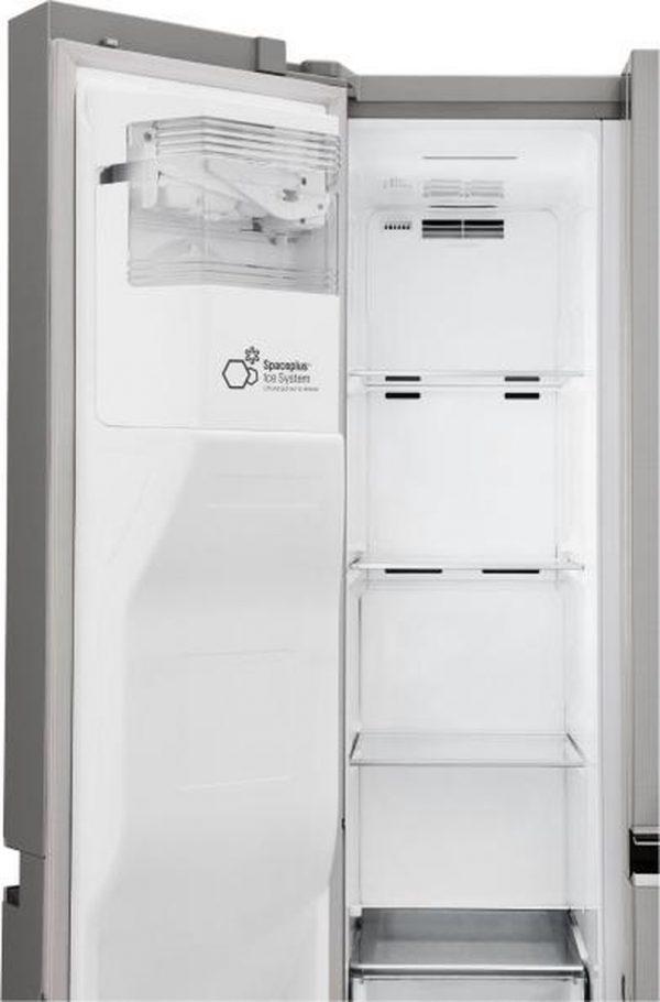 Topsellers.be LG GSL760PZXV A+ Amerikaanse koelkast vriesvak