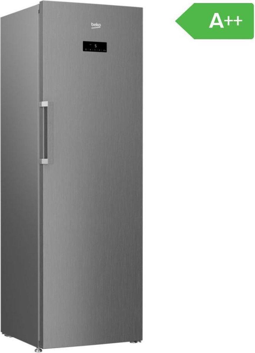 Beko RSNE445E33X koelkast Vrijstaand Roestvrijstaal 375 l A++