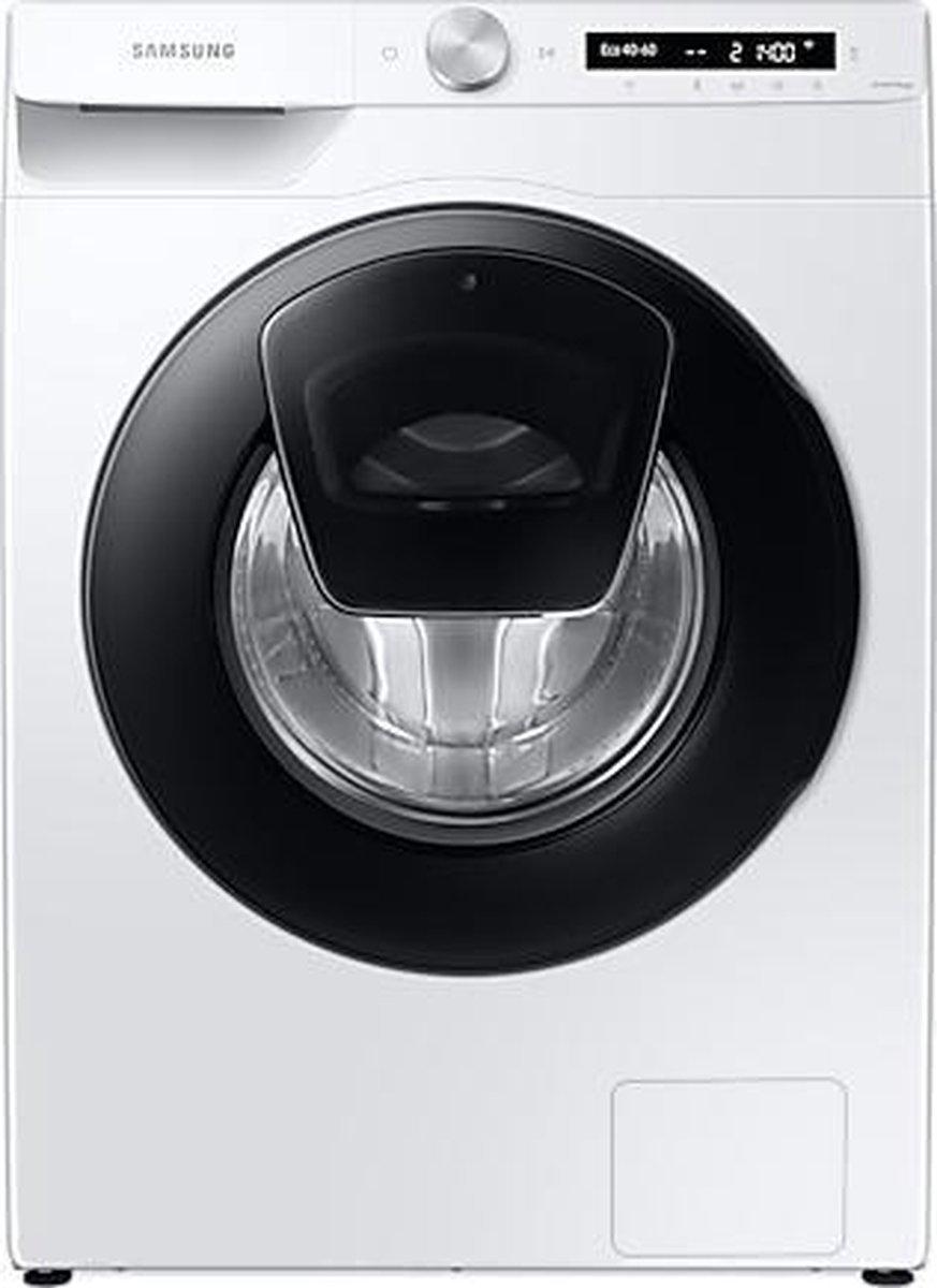 Samsung WW90T554AAW wasmachine Vrijstaand Voorbelading 9 kg 1400 RPM A+++ Wit