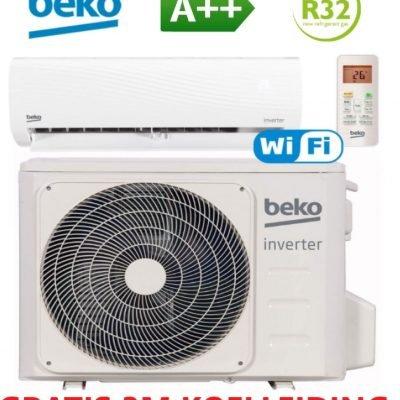BEKO AIRCO INVERTER 3,5KW A++ WIFI 12000BTU